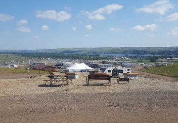 River View RV Park, Fort Pierre