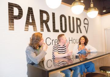 Parlour Ice Cream House, Sioux Falls