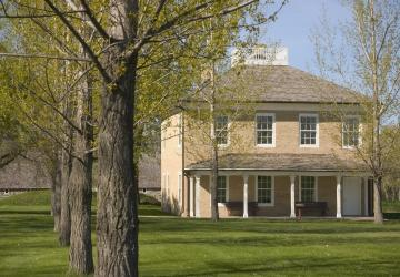 Fort Sisseton Historic St. Park