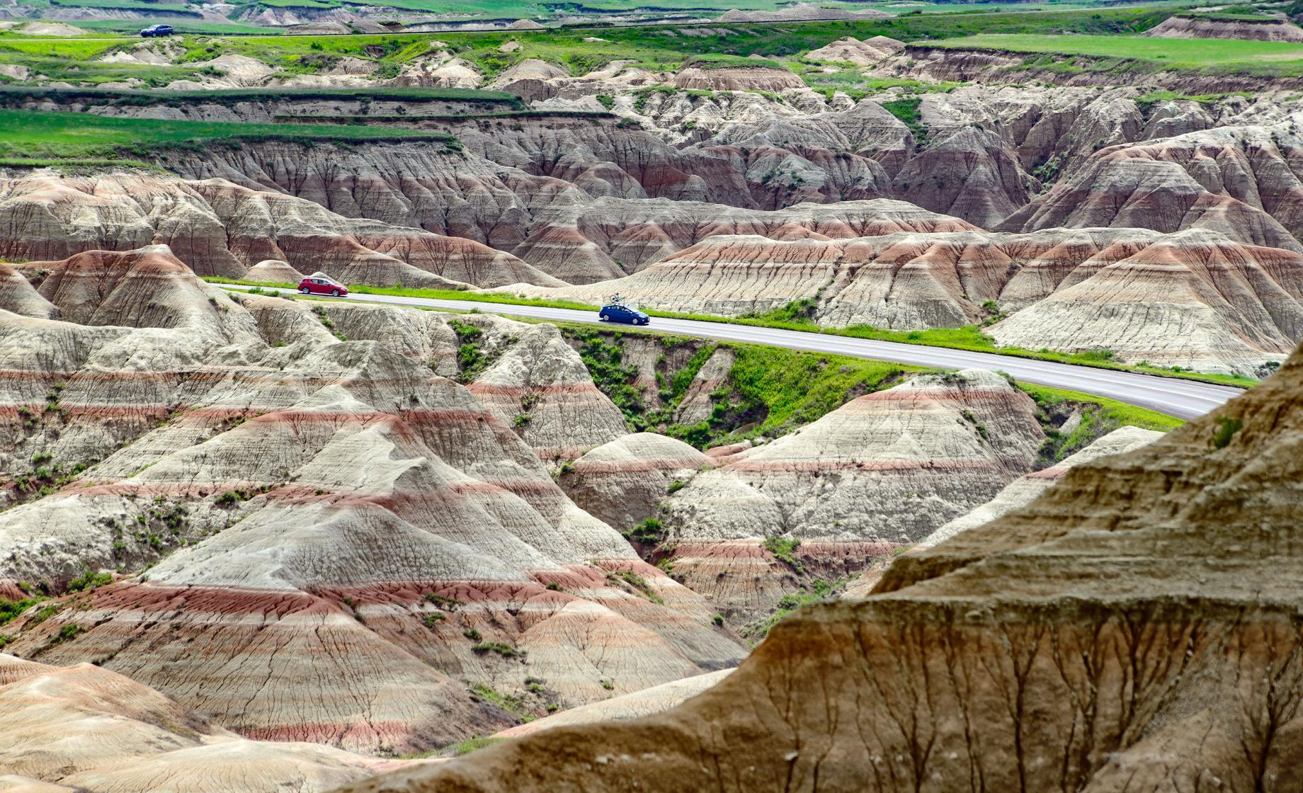 Badlands Loop State Scenic Byway | Travel South Dakota