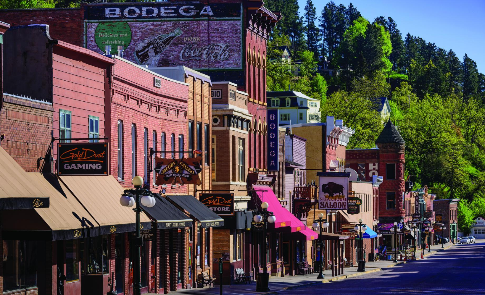 Deadwood Mainstreet
