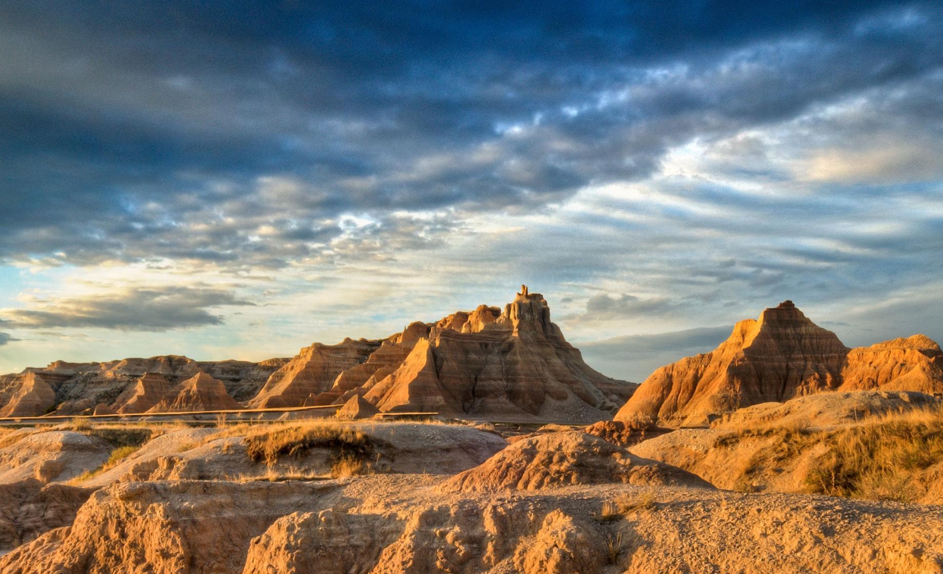 Badlands And Native American Tour Travel South Dakota