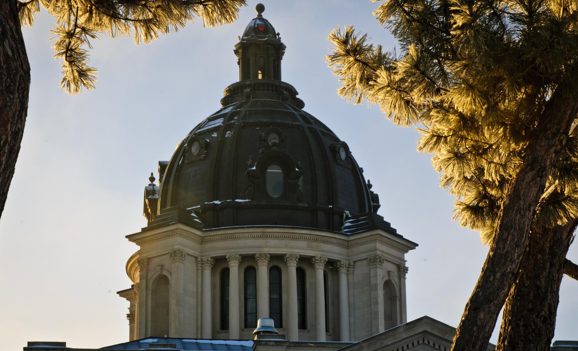 South Dakota State Capitol, Pierre