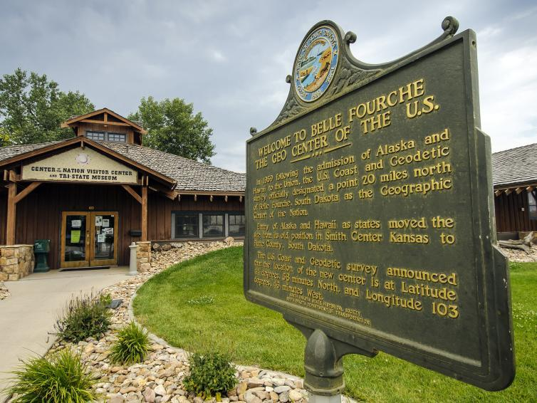 Belle Fourche Geo Center
