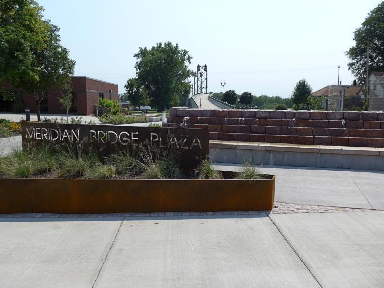 Meridian Bridge Plaza