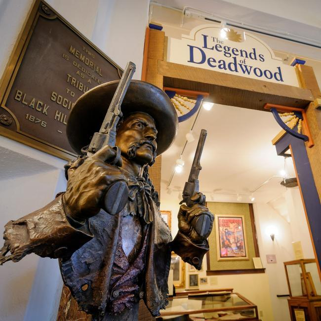 Adams Museum Deadwood Legends