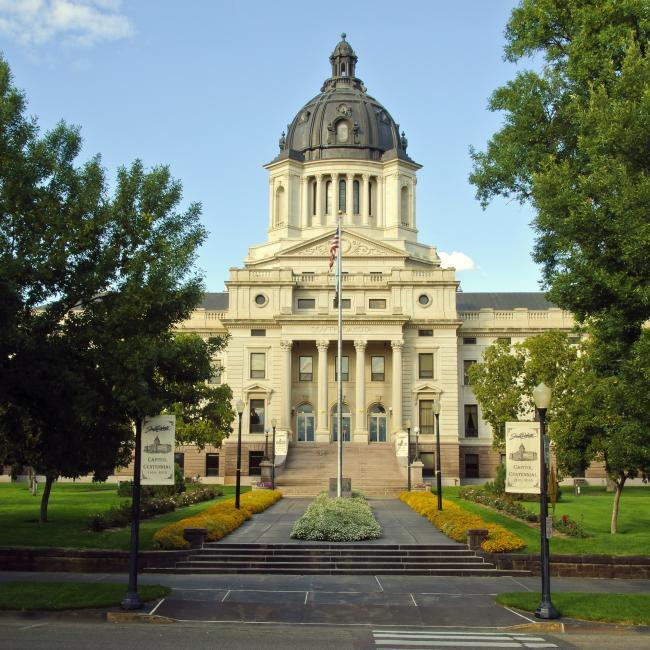South Dakota State Capitol