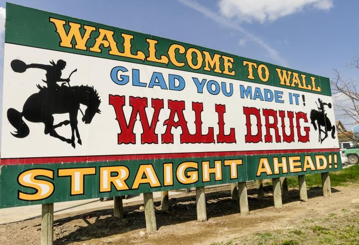 Welcome to Wall, Wall Drug
