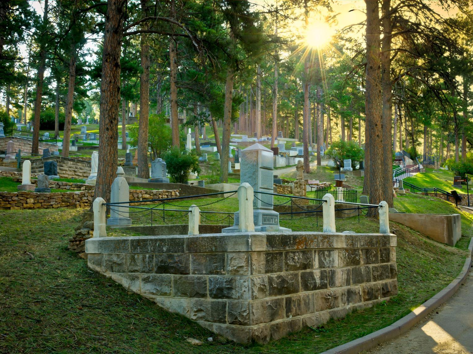 Mount Moriah Cemetery Deadwood