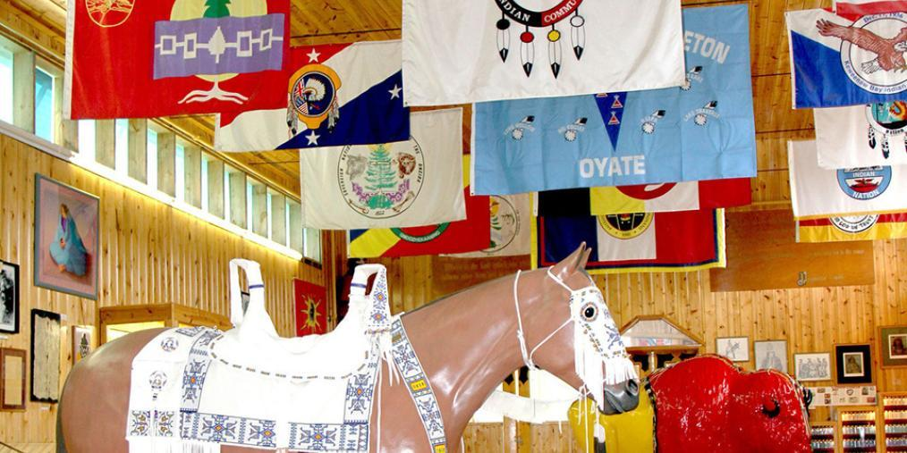 Indian Museum of North America, Crazy Horse Memorial