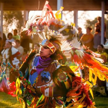 Powwow // Fort Thompson