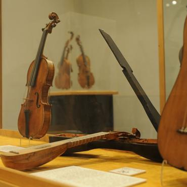 Instruments at the National Music Museum