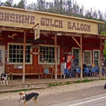 Moonshine Gulch Saloon