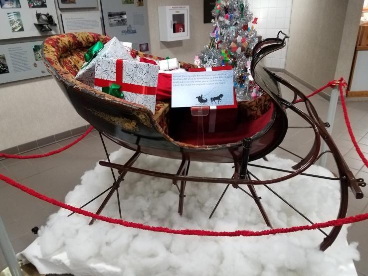 Holiday Open House, Cultural Heritage Center, Pierre