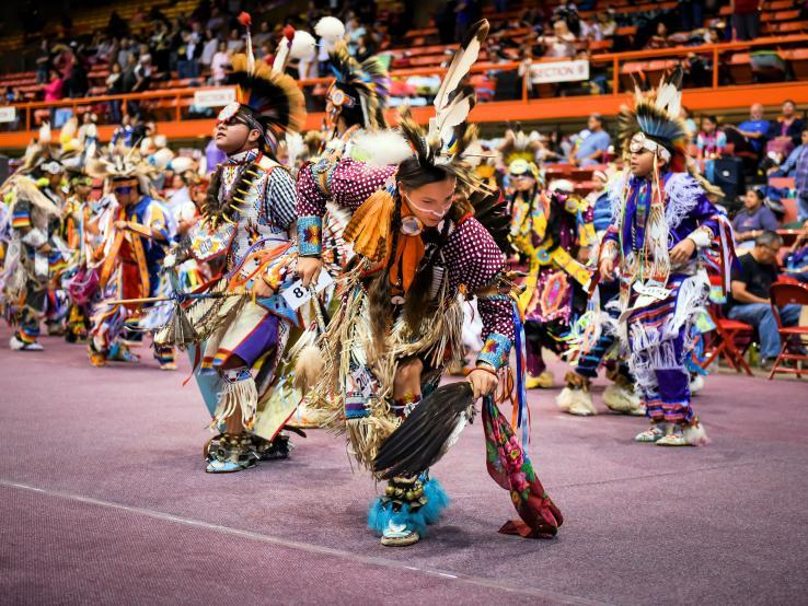 Black Hills Powwow, Rapid City