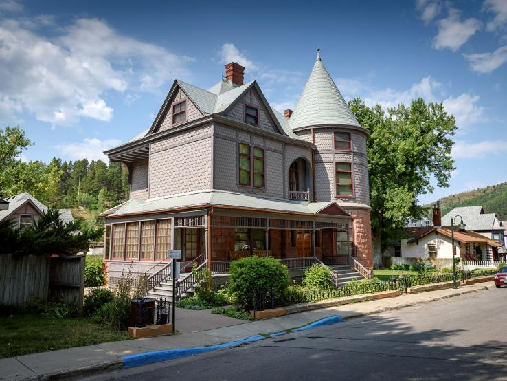 Historic Adams House, Deadwood
