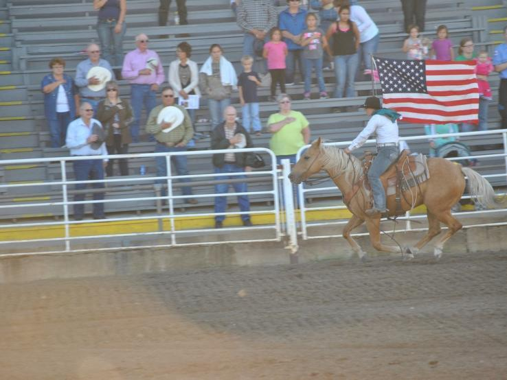 Stirling Family Memorial Ranch Rodeo | Travel South Dakota