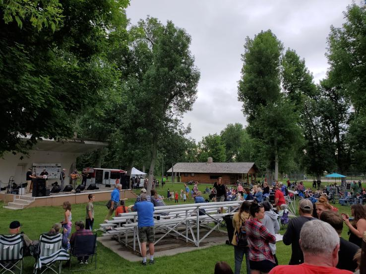 Canyon Acoustic Series, Spearfish