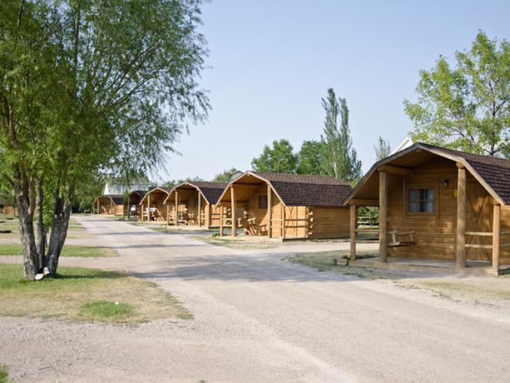 Enjoy our cabins!