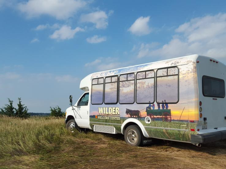 Wilder Welcome Center & Prairie Bus Tours, De Smet