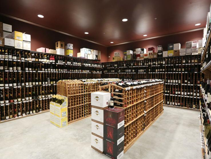 JJ's Wine, Spirits & Cigars, Sioux Falls