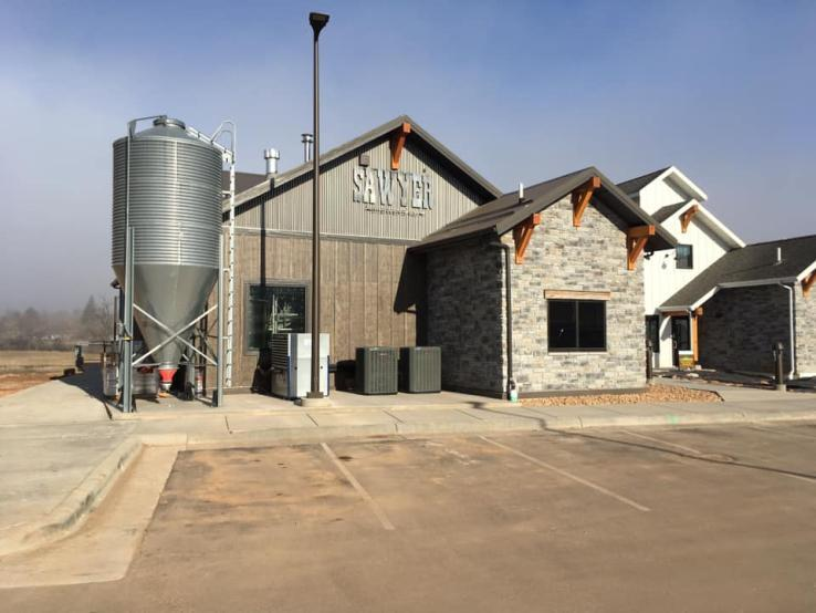 Sawyer Brewing Co., Spearfish