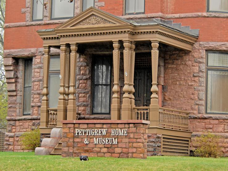 Pettigrew Home and Museum, Sioux Falls