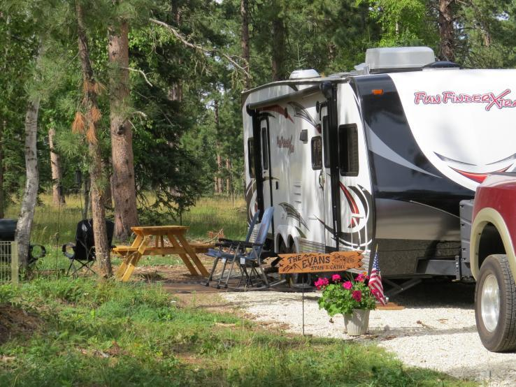 Summer Long RV Parking Available