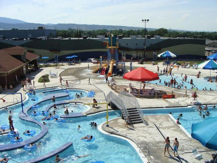 Water Park, Spearfish Rec & Aquatics Center, Spearfish