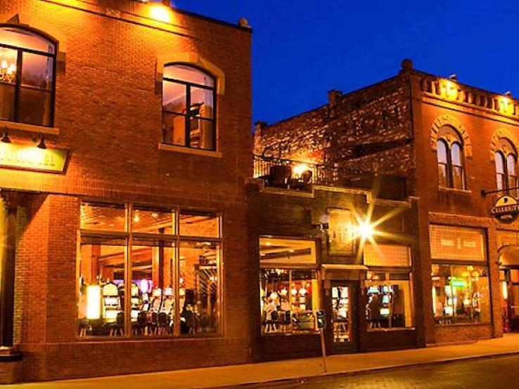 Celebrity Hotel, Museum & Gaming, Deadwood