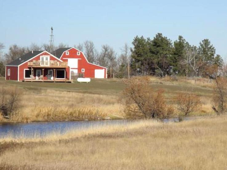 Rieger Creek Lodge, Selby
