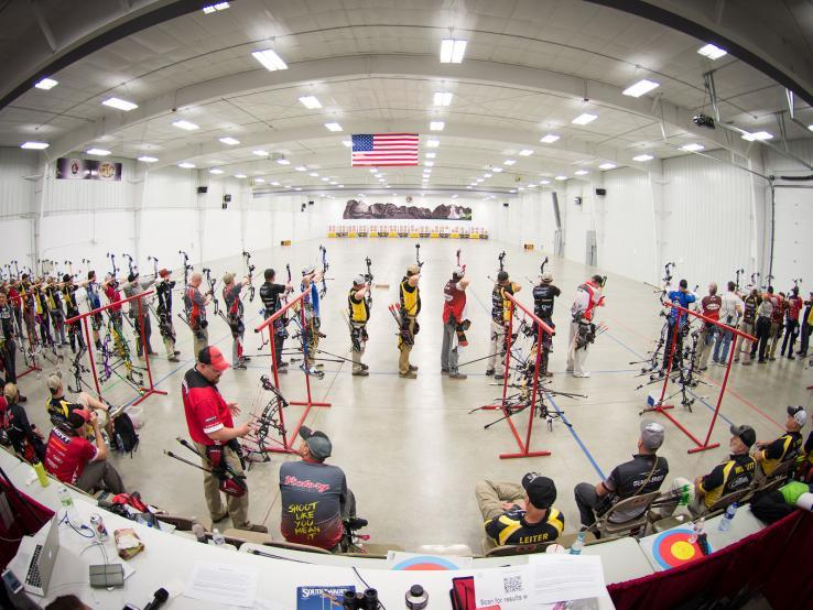 NFAA Easton Yankton Archery Center, Yankton