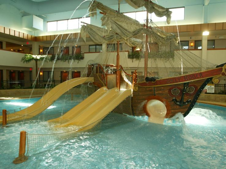 Buccaneer Bay Indoor Water Park