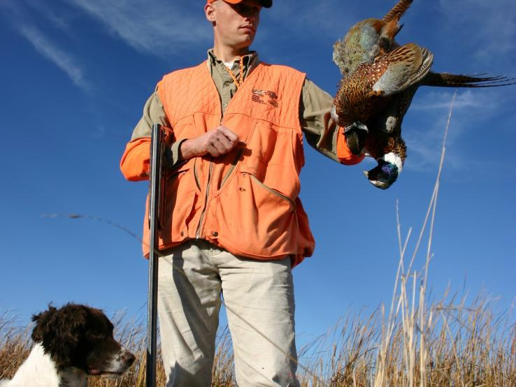 Orvis Endorsed Wingshooting