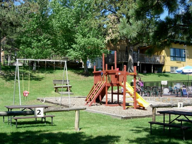 Crooked Creek Playground