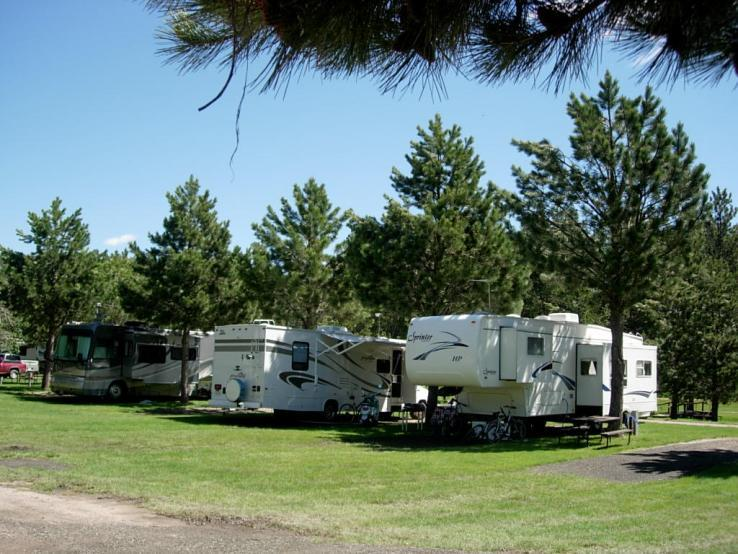 Crooked Creek RV Park