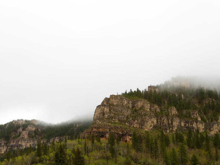 The Beauty of Spearfish Canyon