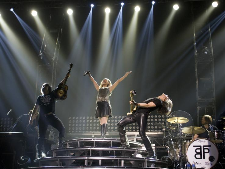 The Band Perry 2014
