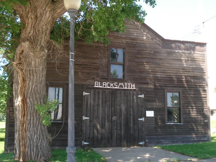 Stocker Blacksmith Shop
