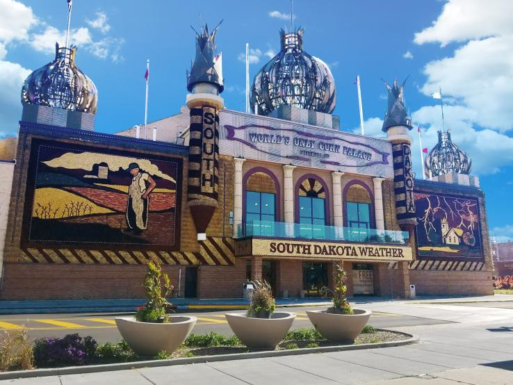 World's Only Corn Palace