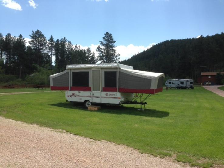Rentable Pop Up Campers