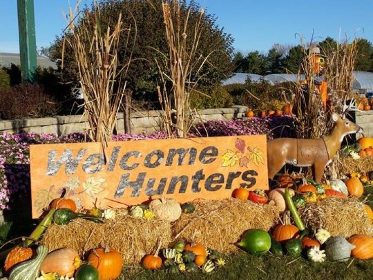 Fall is for Hunters!