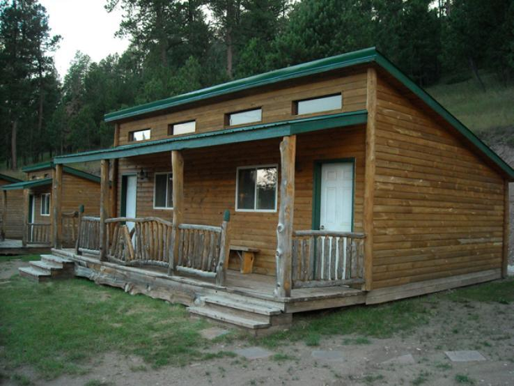 Cole Cabins--Camping Cabin #15