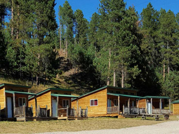 Cole Cabins--Camping Cabins