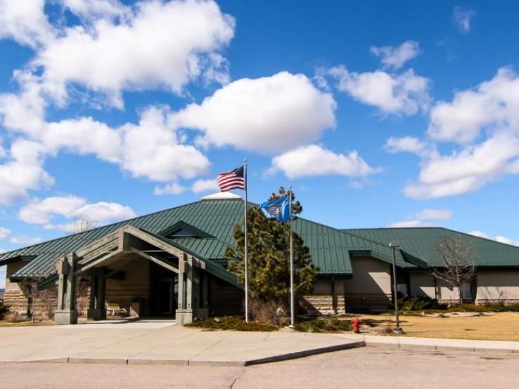Black Hills Visitor Center