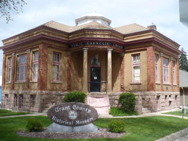 Grant County Historical Museum