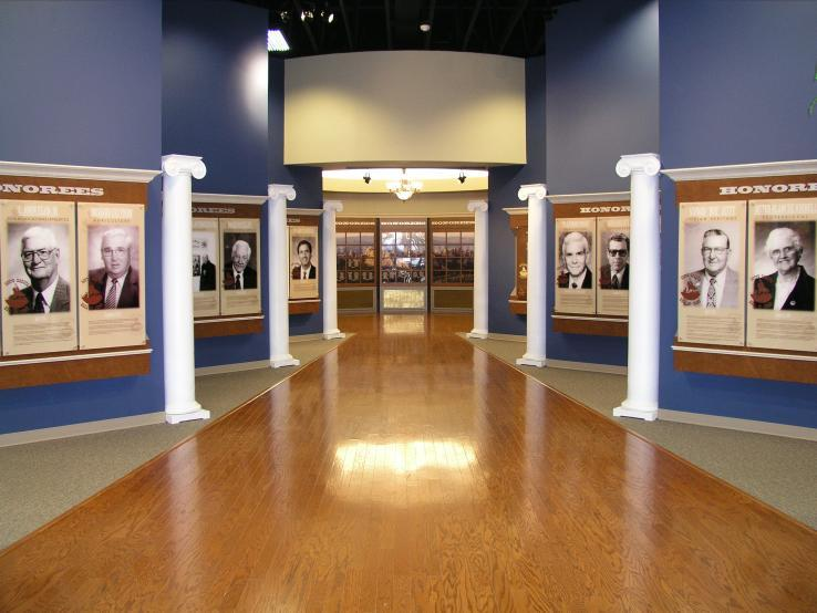 South Dakota Hall of Fame