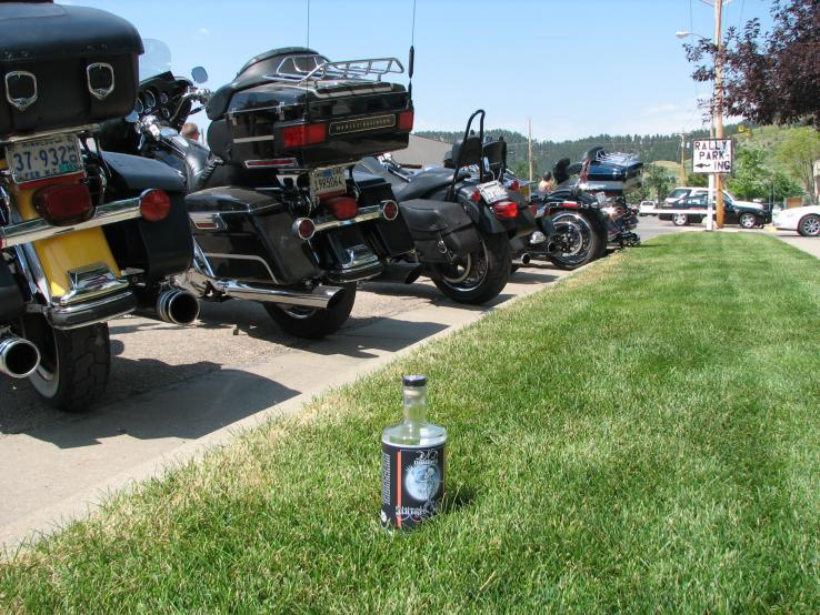 Sturgis Shine at the ralley