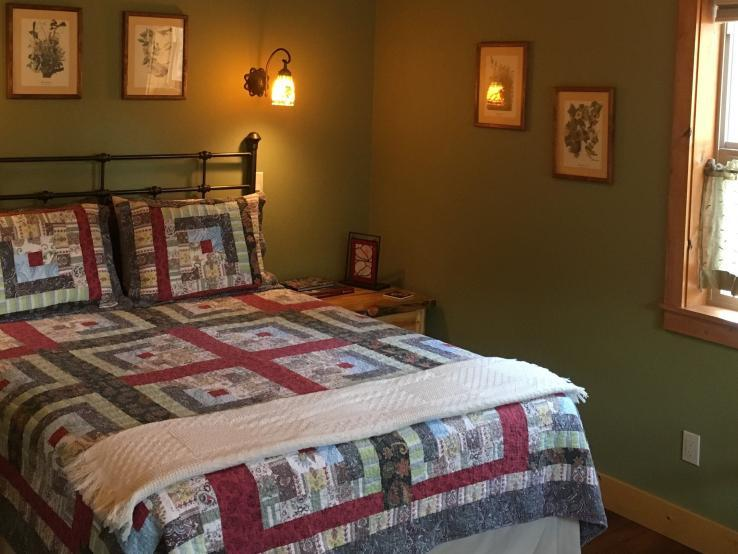 Comfortably Beds and Cozy Quilts