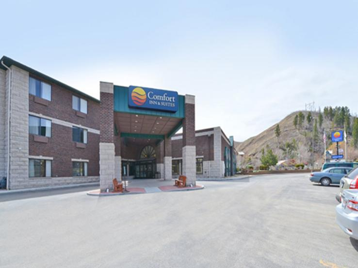 Deadwood Comfort Inn and Suites